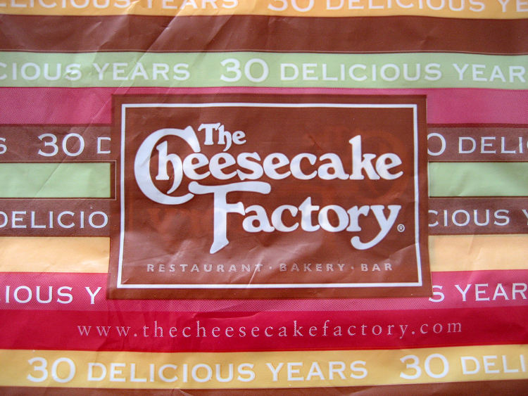 Cheesecake Factory Hours on New Year's Eve and New Year's Day