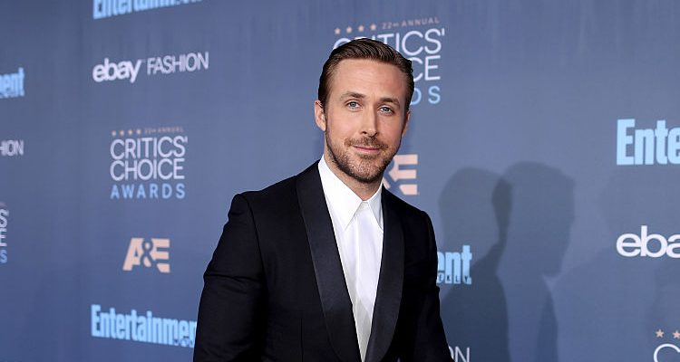 Ryan Gosling Seems to Have Bulked up for Blade Runner 2049