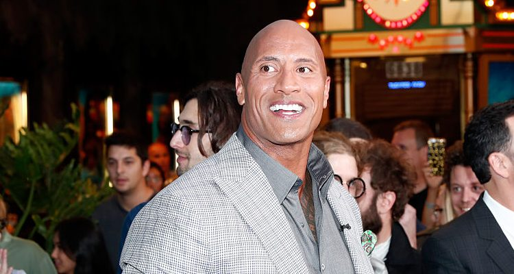 "Dwayne ""The Rock"" Johnson aka Dwanta Claus' Message for 15-Year-Old Fan Battling Cancer"