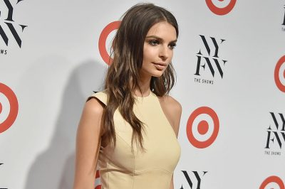 Can Emily Ratajkowski Get Any Slimmer in 2017?