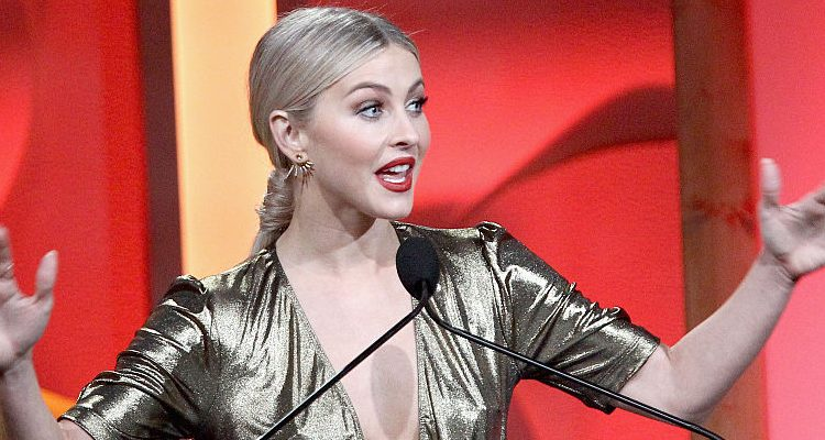 Julianne Hough's Family Workout: How Derek Hough's Sister Keeps in Shape