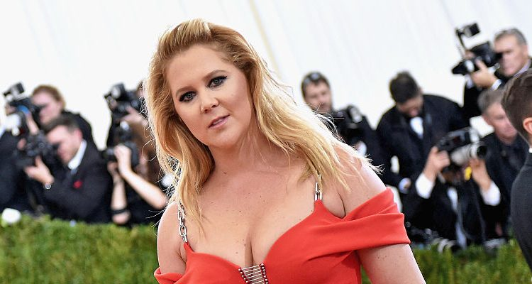 Amy Schumer Flaunts her Hourglass Figure on Instagram in Cop Costume