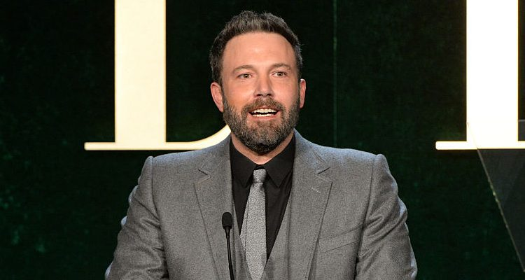 Ben Affleck Working on Solo Batman Flick: Casey Affleck's Brother Must Be Training Hard