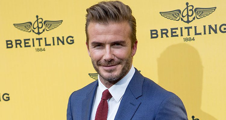 David Beckham Profile
