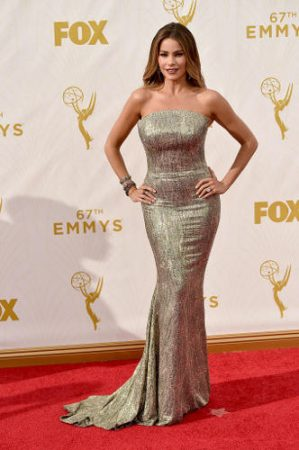 Sofia Vergara at Emmy Awards