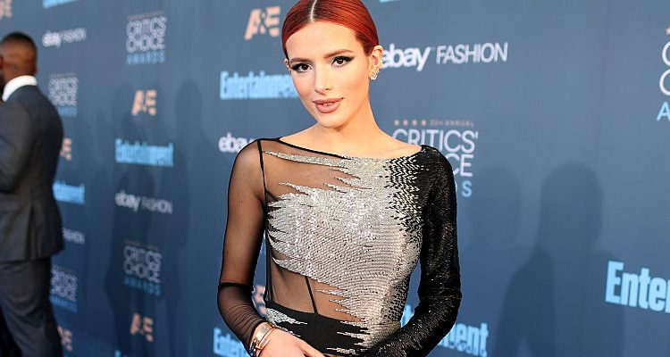 Bella Thorne Follows Strict Diet for Her Bikini Body
