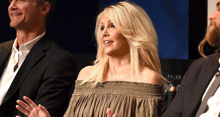 A Fifth Rehab Visit for Heather Locklear? Actress Reportedly Working on Overcoming Anxiety Attacks Once and for All