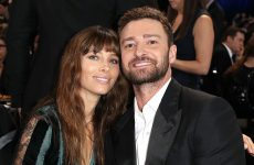 Justin Timberlake Can't Keep His Hands off Jessica Biel as She Dances