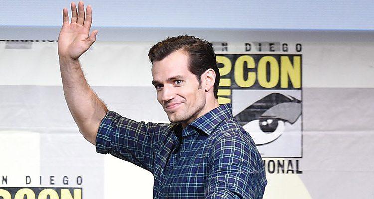 "Superman Henry Cavill's Restrictive Diet for ""Batman v Superman"""