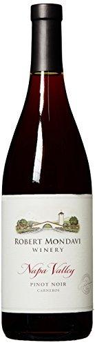 Mondavi Napa Valley Pinot Noir wine