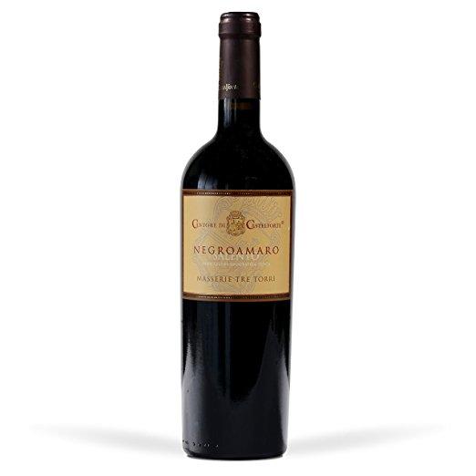 IGT Negroamaro Salento wine
