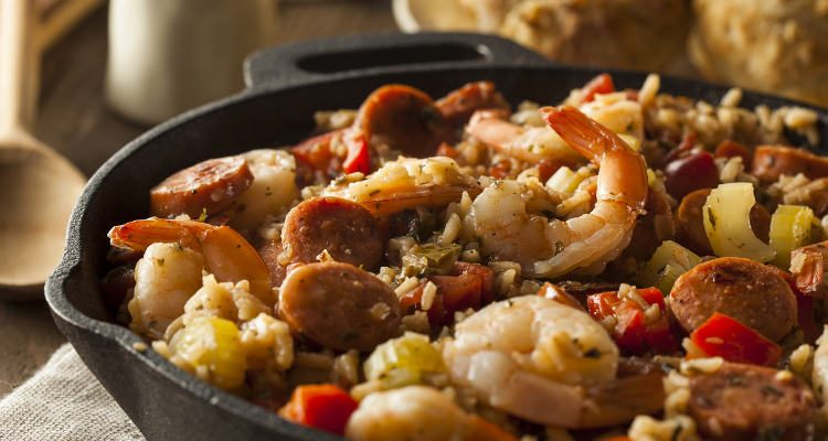 Mardi gras food 3 easy to make cajun jambalaya recipes forumfinder Image collections