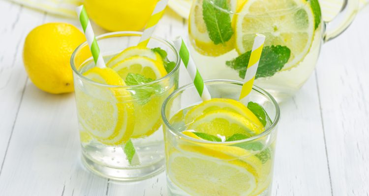 Effects Of Drinking Lemon And Cucumber Water