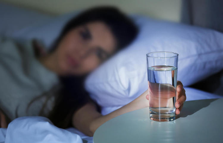 Effects Of Drinking Lemon Water At Night