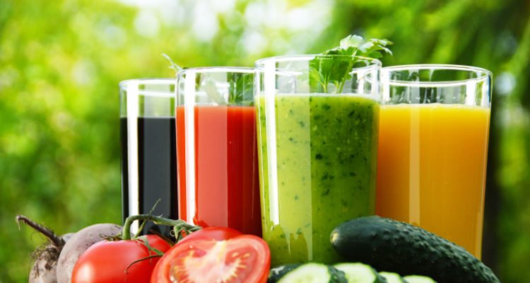 Juice recipes for detox