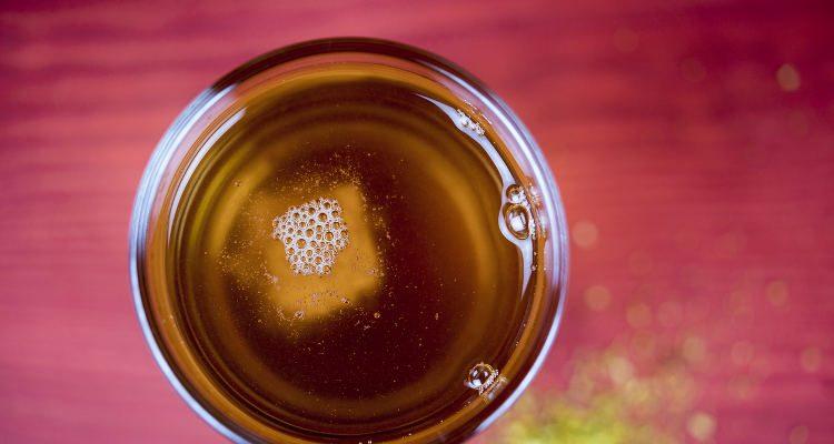 Fermented Turmeric Tea