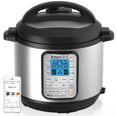 Instant Pot Bluetooth Enabled