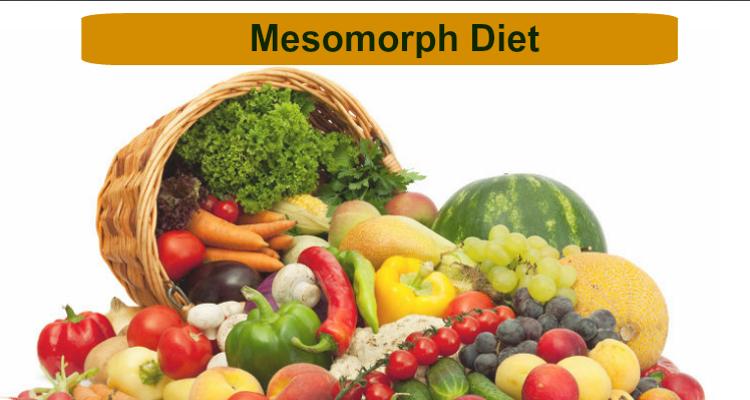 Mesomorph Diet