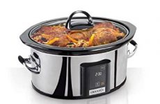 Programmable Touchscreen Slow Cooker