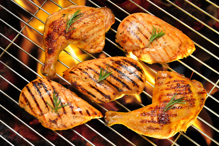 Spice Grilled Chicken