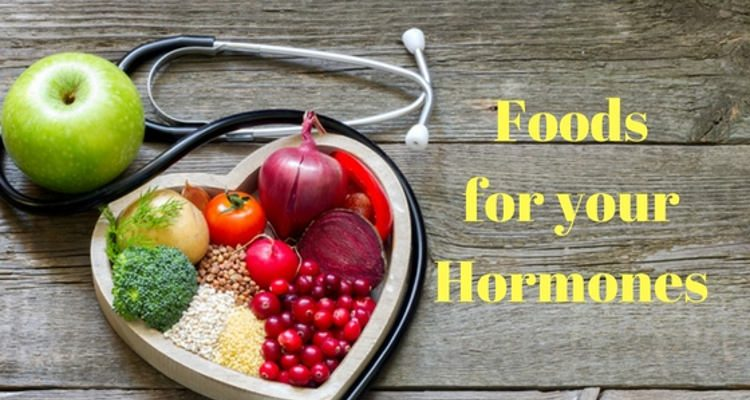 Foods for Hormonal Imbalance