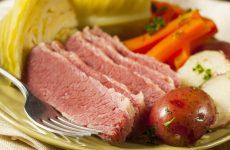 Is Corned beef healthy