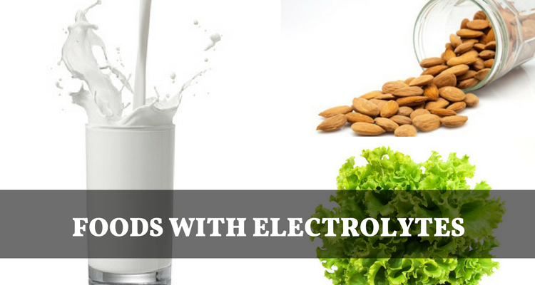 Foods with Electrolytes