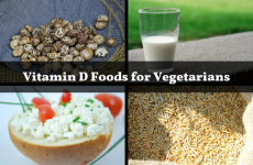 Vitamin D Foods for Vegetarians