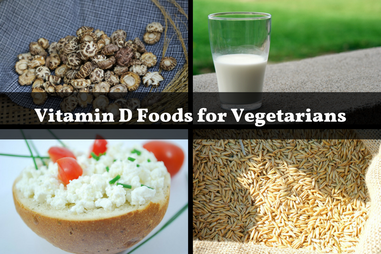 Here are Vitamin D foods that vegetarians can take for better bone health