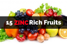 Zinc-Rich Fruits