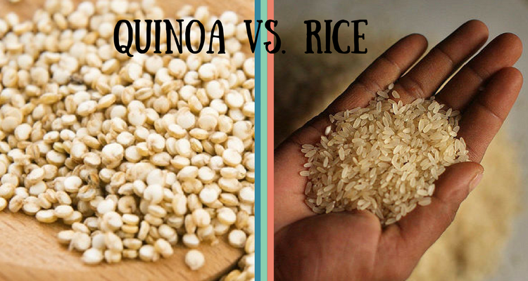Quinoa vs. Rice