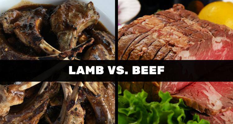 Lamb vs. Beef