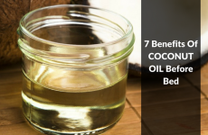 Benefits Of Coconut Oil Before Bed