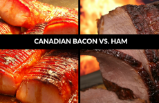 Canadian Bacon vs. Ham