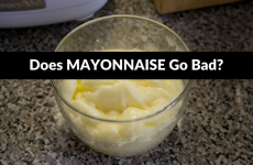 Does Mayonnaise Go Bad