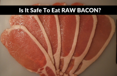 Can you eat raw bacon