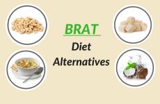 BRAT Diet Alternatives