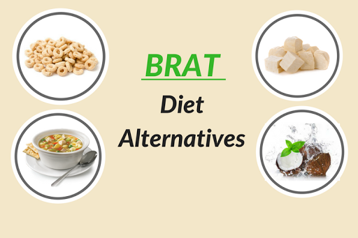 BRAT Diet Alternatives