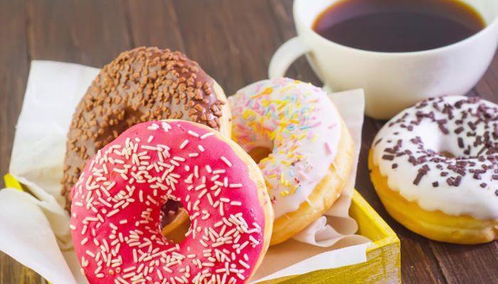 Calories in a Krispy Kreme Doughnut