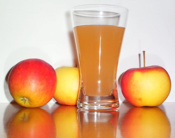 Яблоко поднимает гемоглобин