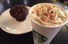 Starbucks' Pumpkin Spice Latte Calories