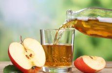 apple juice vs cider vs vinegar