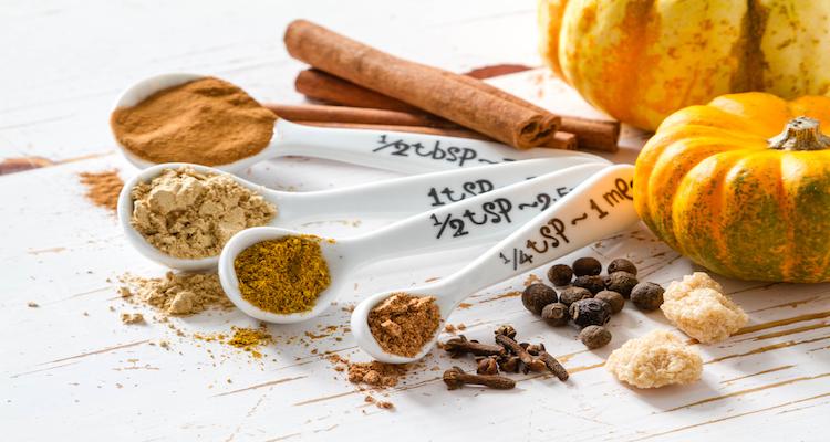 Pumpkin spice benefits