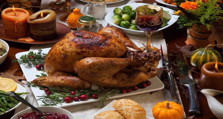 Paleo Thanksgiving